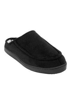 Microsuede Clog Slippers,