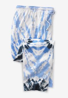 Lightweight Cotton Jersey Pajama Pants,