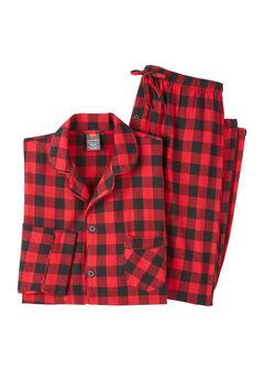 Hanes® Flannel Pajamas,