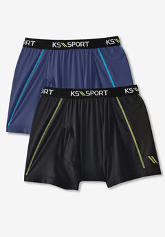 KS Sport™ Performance Boxer Brief 2-Pack,