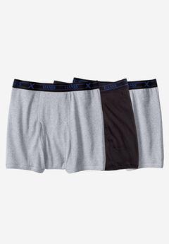 Hanes® X-Temp® Boxer Briefs 3-Pack Underwear,
