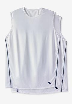 KS Sport™ Performance Tank Undershirt 2-Pack,