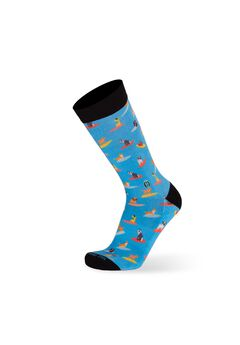The Surf Dogs Socks,