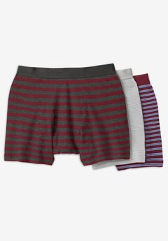 Cotton Cycle Briefs 3-Pack,