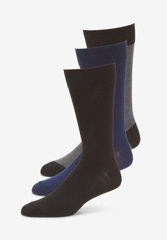 Dress Socks 3-Pack,