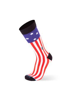 The Stars and Stripes Socks,