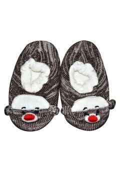Monkey Slippers by Muk Luks®,