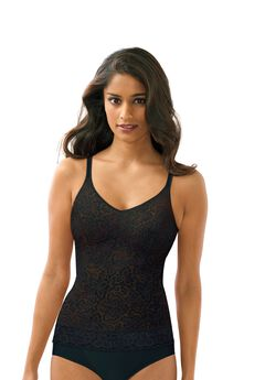 Lace 'N Smooth® Cami ,