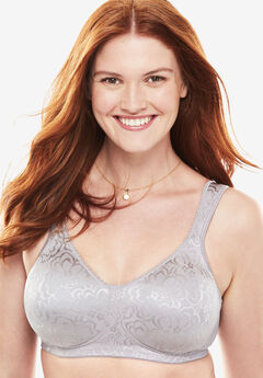 18 Hour Ultimate Lift & Support Wireless Bra 4745,