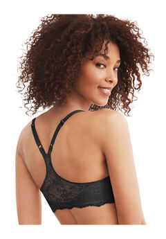 One Fab Fit® Extra Coverage Lace T-Shirt Bra 07112,